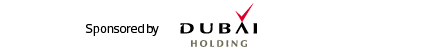 Sponsored by Dubai Holding