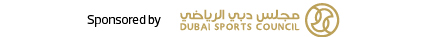 Sponsored by Dubai Sports Council